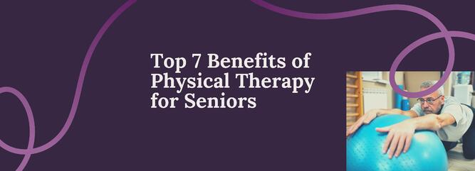 Top 7 Benefits of Physical Therapy for Seniors Seattle WA