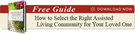 Download a Guide to Assisted Living