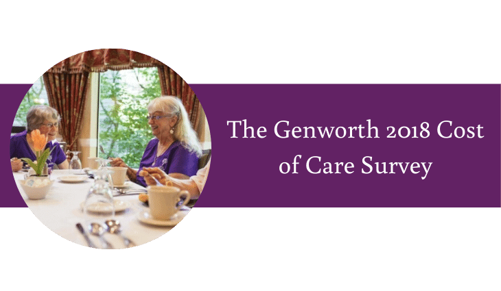 The Genworth 2018 Cost of Care Survey